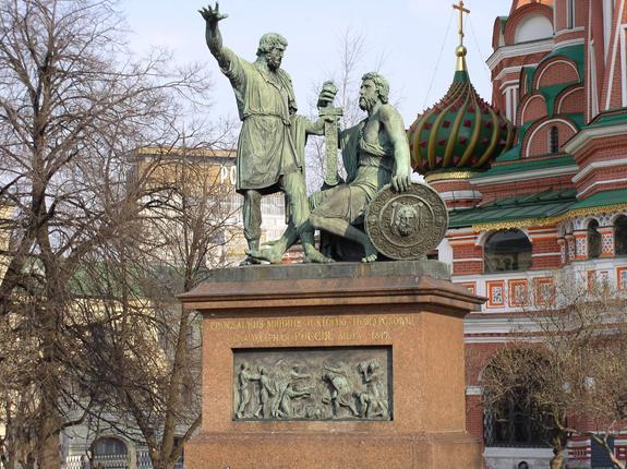 Польский царь на русском троне