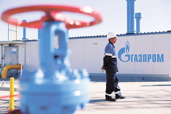 «Газпром» опять себя не обидел