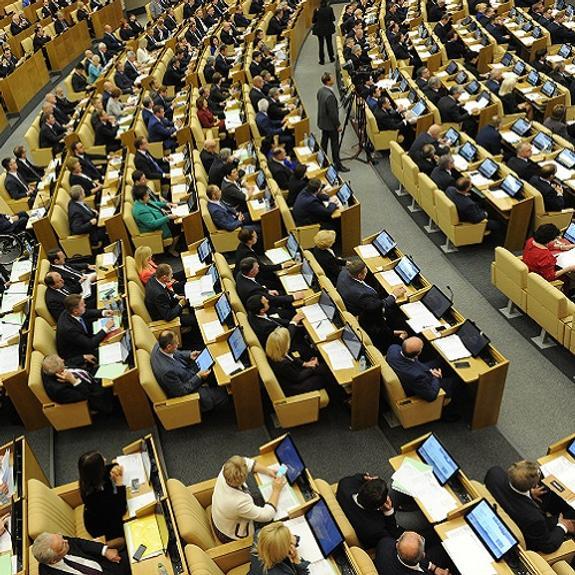 В Госдуме предложили доплачивать депутатам за переработку