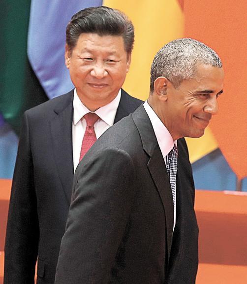 Американская «крыша» отъезжает, надвигается китайская?
