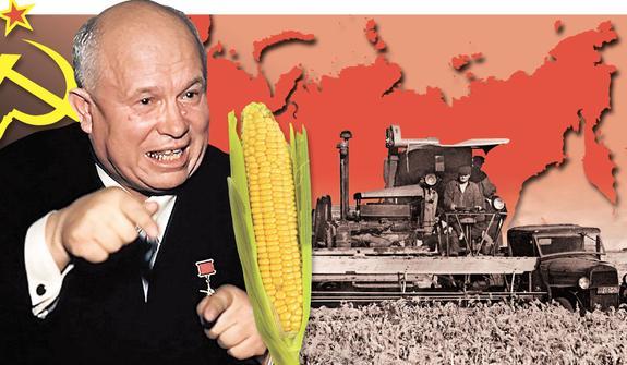 Хрущёв– могильщик СССР