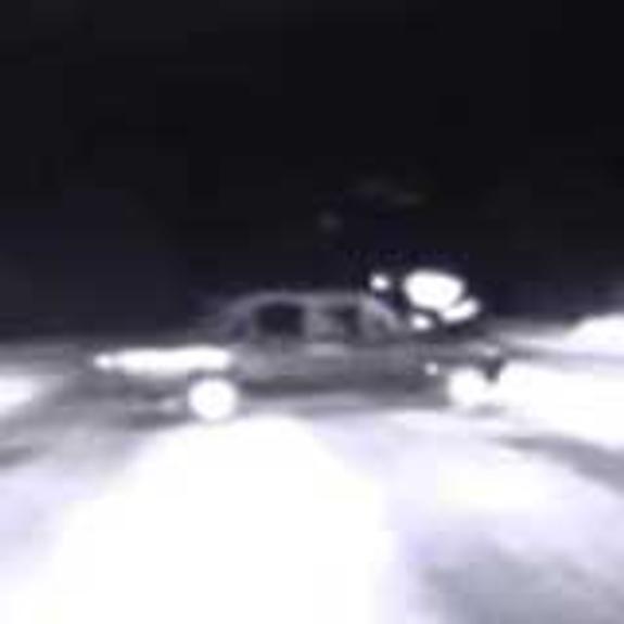 В Озерске осудят лихача, который в Новый год увез на капоте полицейского