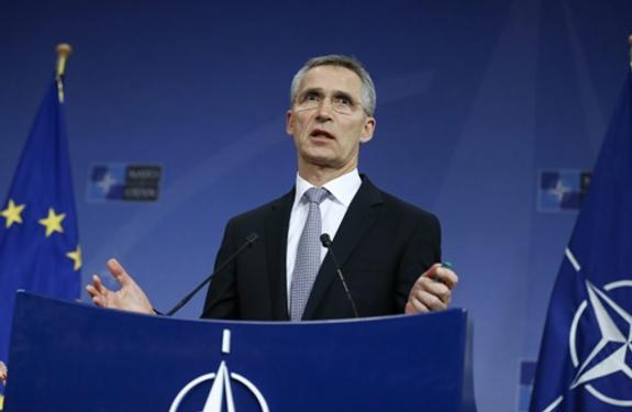 Генсек НАТО поговорил об Украине с российскими пранкерами
