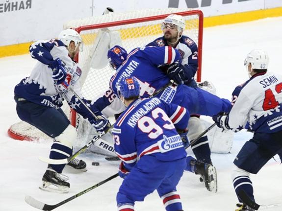 Куда полетит Гагарин - на Восток или на Запад? Стартует плей-офф КХЛ