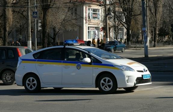 """В Одессе взорвали """"Дарта Вейдера"""", но он выжил"""