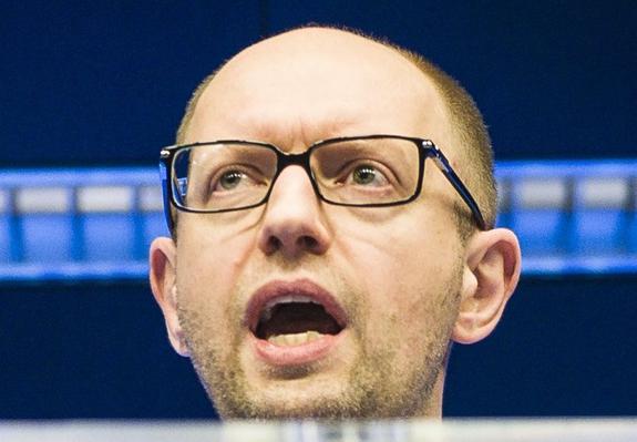 Бывший премьер-министр Украины Яценюк отчитался о доходах за прошлый год