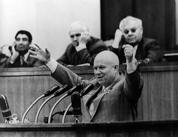 Польша лишила Хрущева и Рокоссовского звания почетного гражданина
