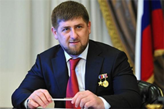 """Кадыров выразил соболезнования в связи с """"чудовищным  терактом"""" в Петербурге"""