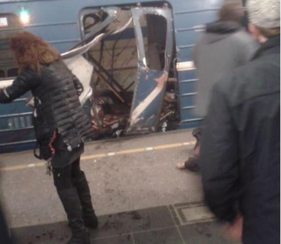 Обнародовано фото 23-летнего смертника, устроившего теракт в петербургском метро