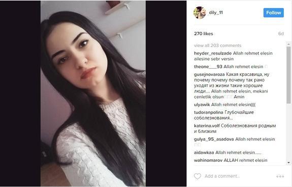 В Петербурге умерла 21-летняя девушка-азербайджанка, раненая при взрыве в метро