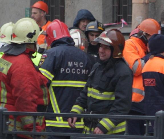 Завтра начнется процедура опознания жертв теракта в петербургском метро