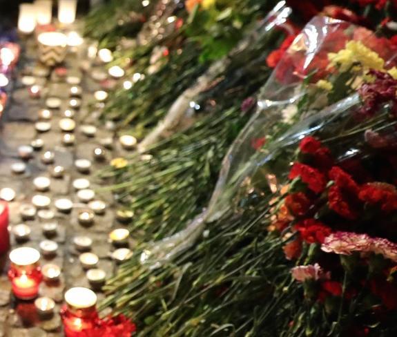 Три иностранца получили ранения при взрыве в метро Петербурга