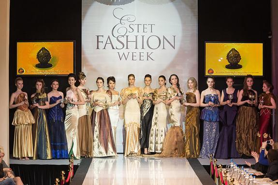 Estet Fashion Week  в Москве продлится еще на два дня