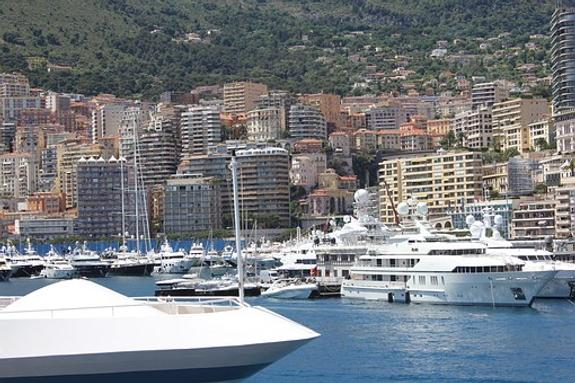 Княжество Монако планирует осушить часть Средиземного моря в ближайшие годы