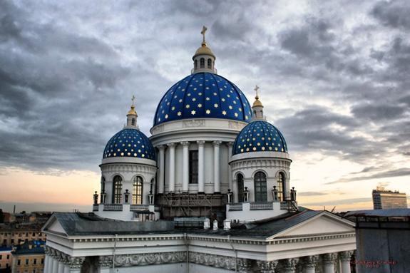 Панихида по жертвам теракта пройдет 5 апреля в Троицком соборе