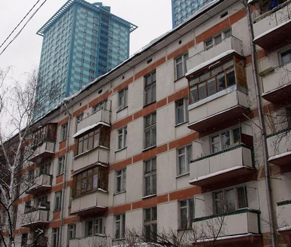 Жители сносимых пятиэтажек могут получить больше квадратных метров