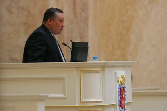 Обстоятельства смерти сенатора Тюльпанова выяснит Следственный комитет