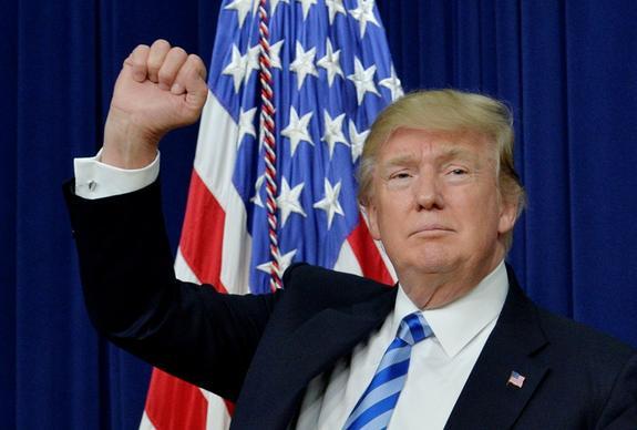 Трамп заявил о своем нежелании быть президентом мира