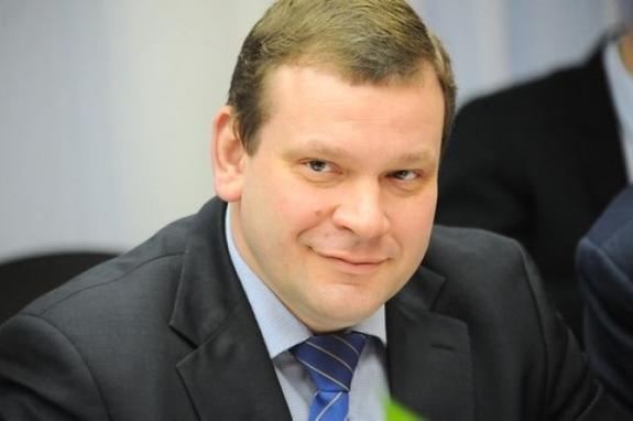 Свердловский министр экономики отправлен в отставку