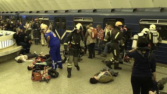 О реакции Запада на теракт в Санкт-Петербурге