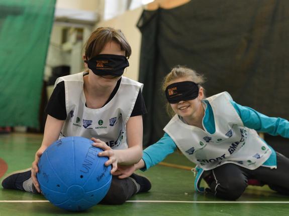 В Москве прошел детский фестиваль параспорта
