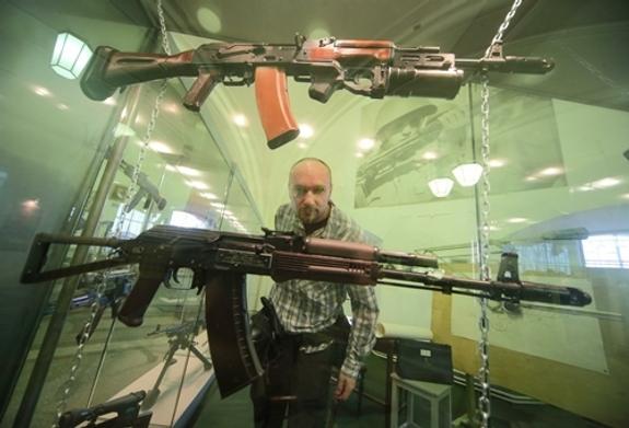 """Концерн """"Калашников"""" создал карабин для практической стрельбы (ВИДЕО)"""
