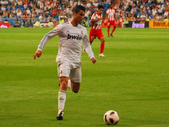 Криштиану Роналду стал лучшим бомбардиром ведущих чемпионатов Европы