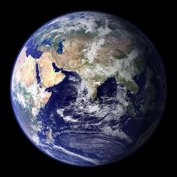 Землю покрывает загадочный защитный барьер