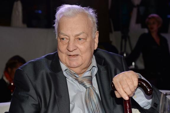 Актер Михаил Державин доставлен в реанимацию московской больницы