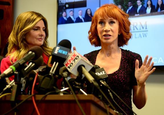 Американская актриса обвинила семью Трампа в крушении своей карьеры