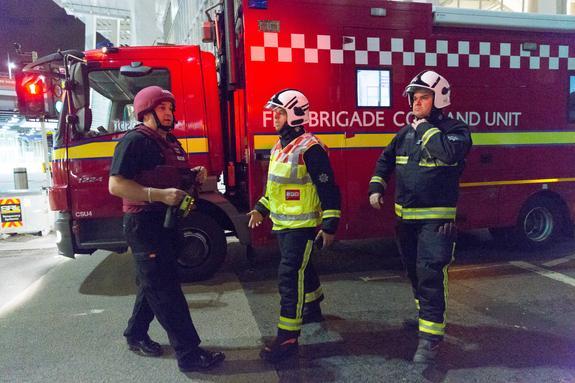 В ночь на воскресенье в Лондоне совершено два теракта