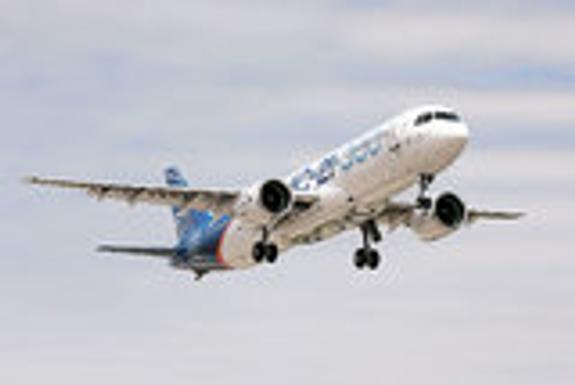 Супруга Рогозина посвятила песню самолету МС-21