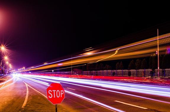 """Система """"пит-стоп"""" выявила самое злостное превышении скорости в Москве"""