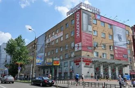 Торговый комплекс «Горбушкин двор» продается