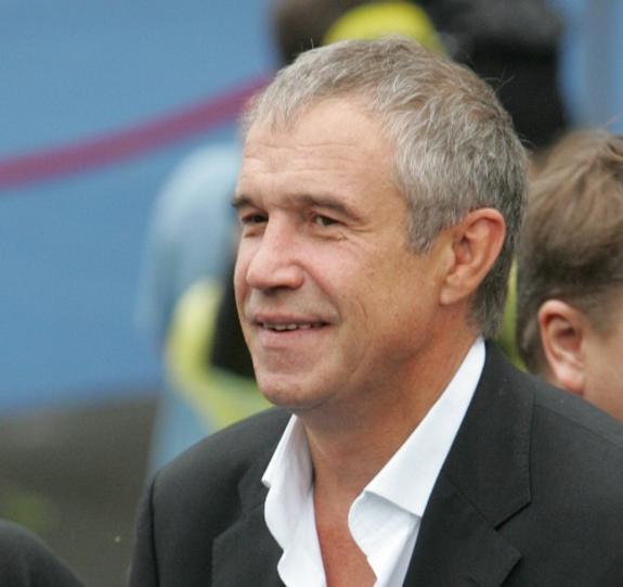 Актер Сергей Гармаш попал в ДТП