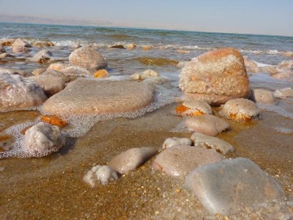 На дне Мертвого моря обнаружили следы древней катастрофы