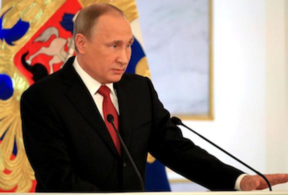 У крымчан назрели острые вопросы к Путину