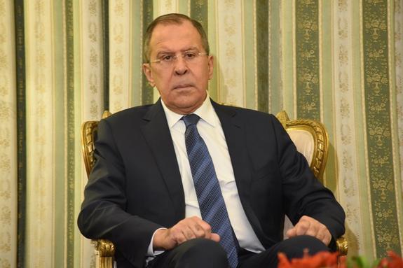 Лавров заявил о готовности Москвы ввести визовый режим с Украиной