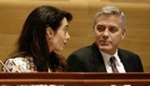 У Джорджа и Амаль Клуни родились близнецы, мальчик и девочка
