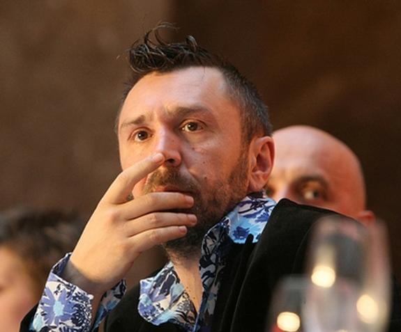 Шоумен Сергей Шнуров намерен попасть в Эрмитаж