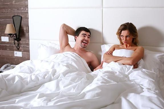 Сексологи обрисовали интимную жизнь среднестатистической пары