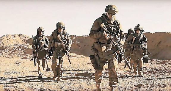 Мусульманский спецназ «Туран»