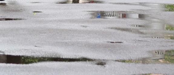 Сроки завершения ремонта на 1-й Тверской-Ямской улице сдвинулись из-за дождей