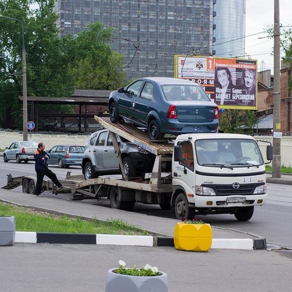 ГАИшники забрали на штрафстоянку подаренный Путиным олимпийцу автомобиль