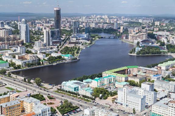 В Екатеринбурге появилось пять новых улиц
