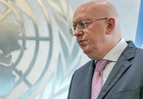 Новый постпред России при ООН провел первую встречу с постпредом США