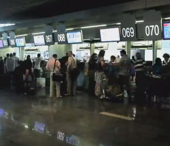 МИД РФ предупреждает: в аэропортах Европы огромные очереди