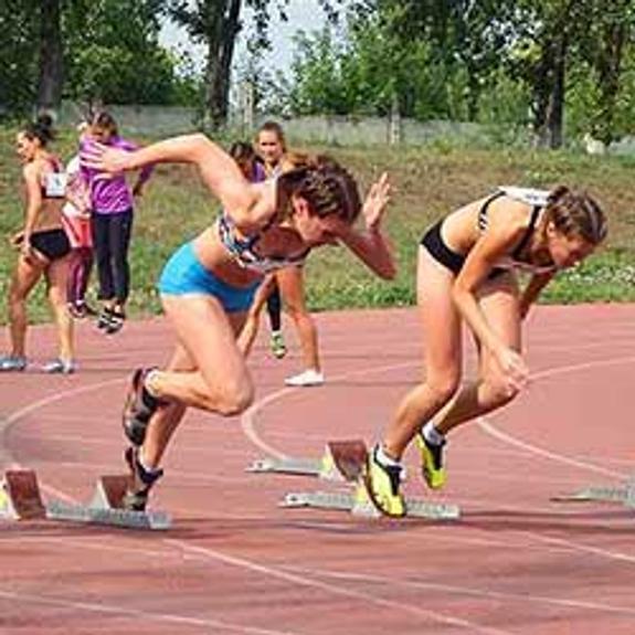 Легенды легкой атлетики и иркутского спорта