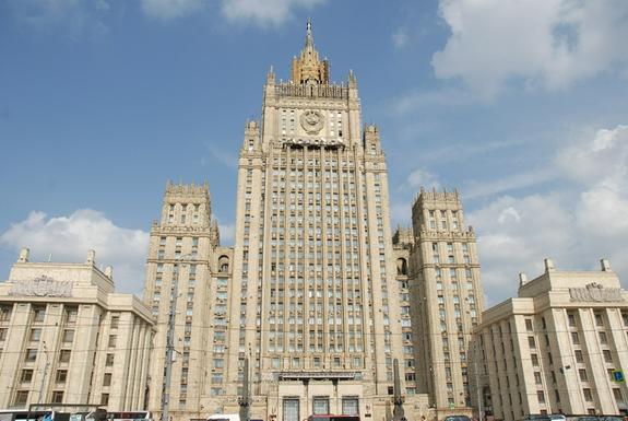 МИД РФ увидел в санкционном законе США «недальновидную и опасную линию»