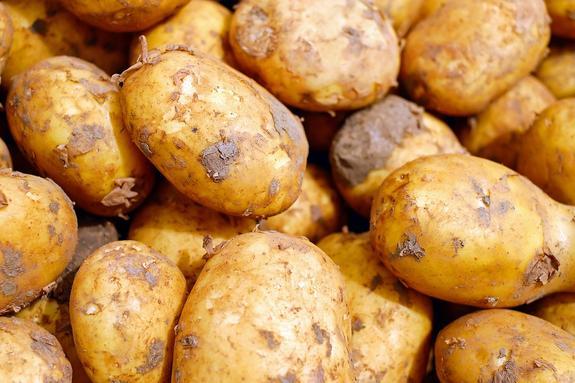 Роспотребнадзор не сможет наказать продавцов за зелёный картофель